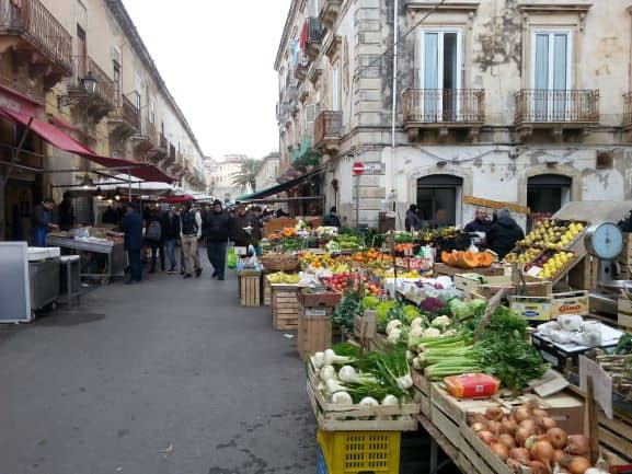 Ortigia Market (Photo: Brent Petersen)