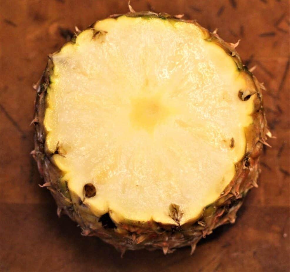 Meli Kalima pineapple