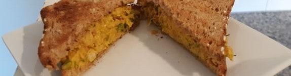 "Vegan ""Mock Tuna"" Chickpea Salad"