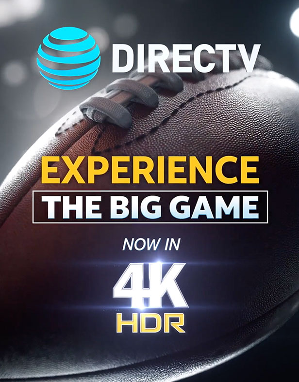 4K PRO FOOTBALL & 4K SUPER BOWL 2020