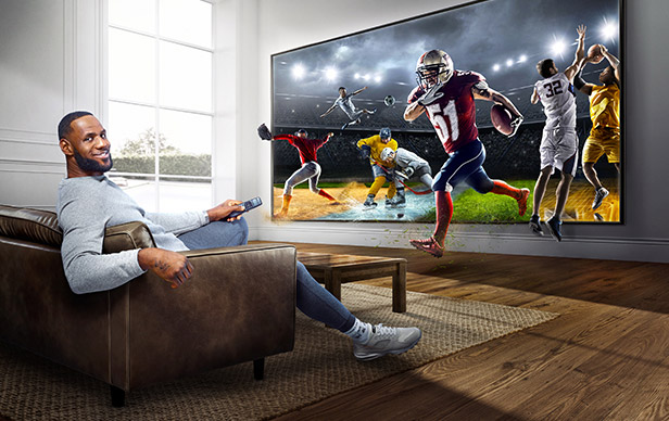 AT&T TV EVERGREEN SPORTS KEY ART