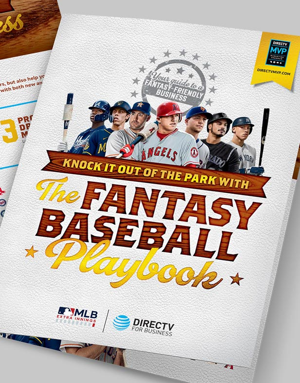 MLB FANTASY BASEBALL PLAYBOOK