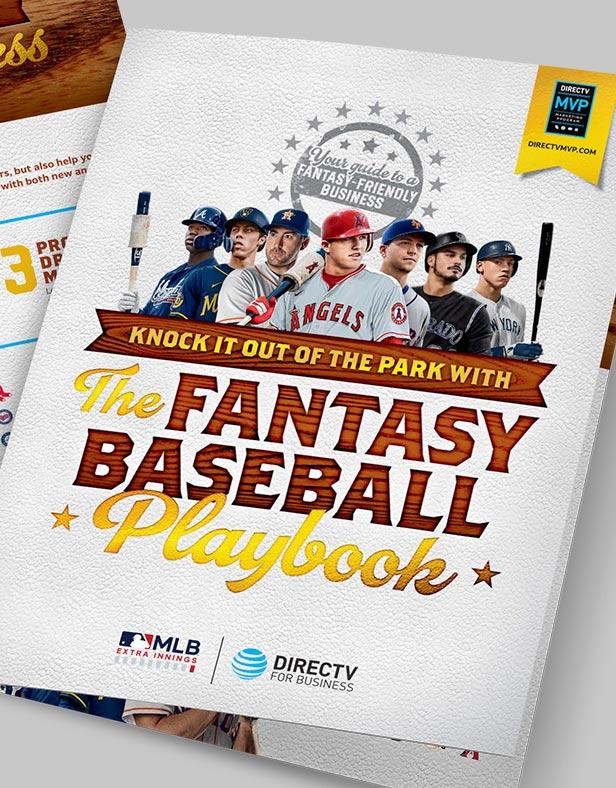 MLB FANTASY BASEBALL PLAYBOOK