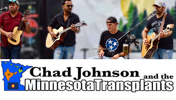 Chad Johnson & the Minnesota Transplants (aka The MN-Ts!)