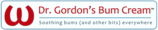 Dr. Gordon's Bum Cream Logo