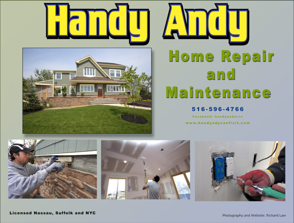 Artisan Presents - Handy Andy - For small jobs and Home Repairs.