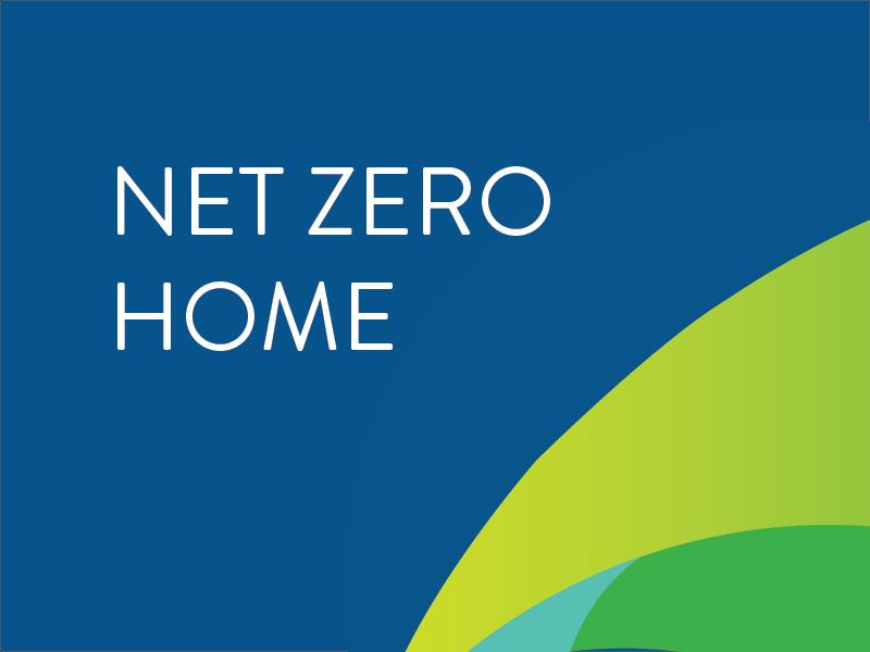 Net zero home - dave miller - MIT
