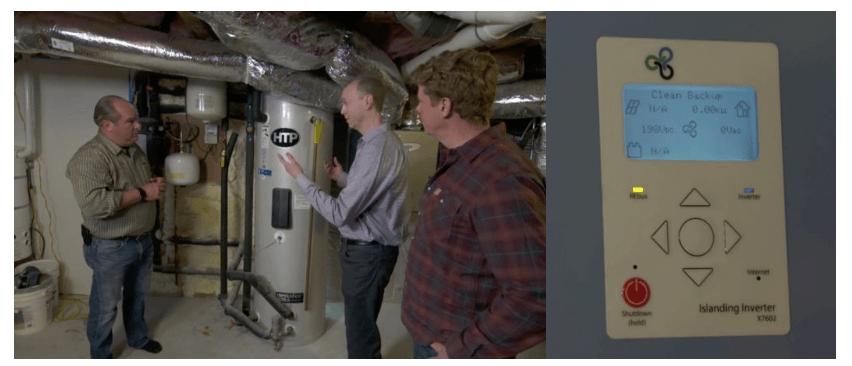 Dave Miller net zero house - clean energy ventures
