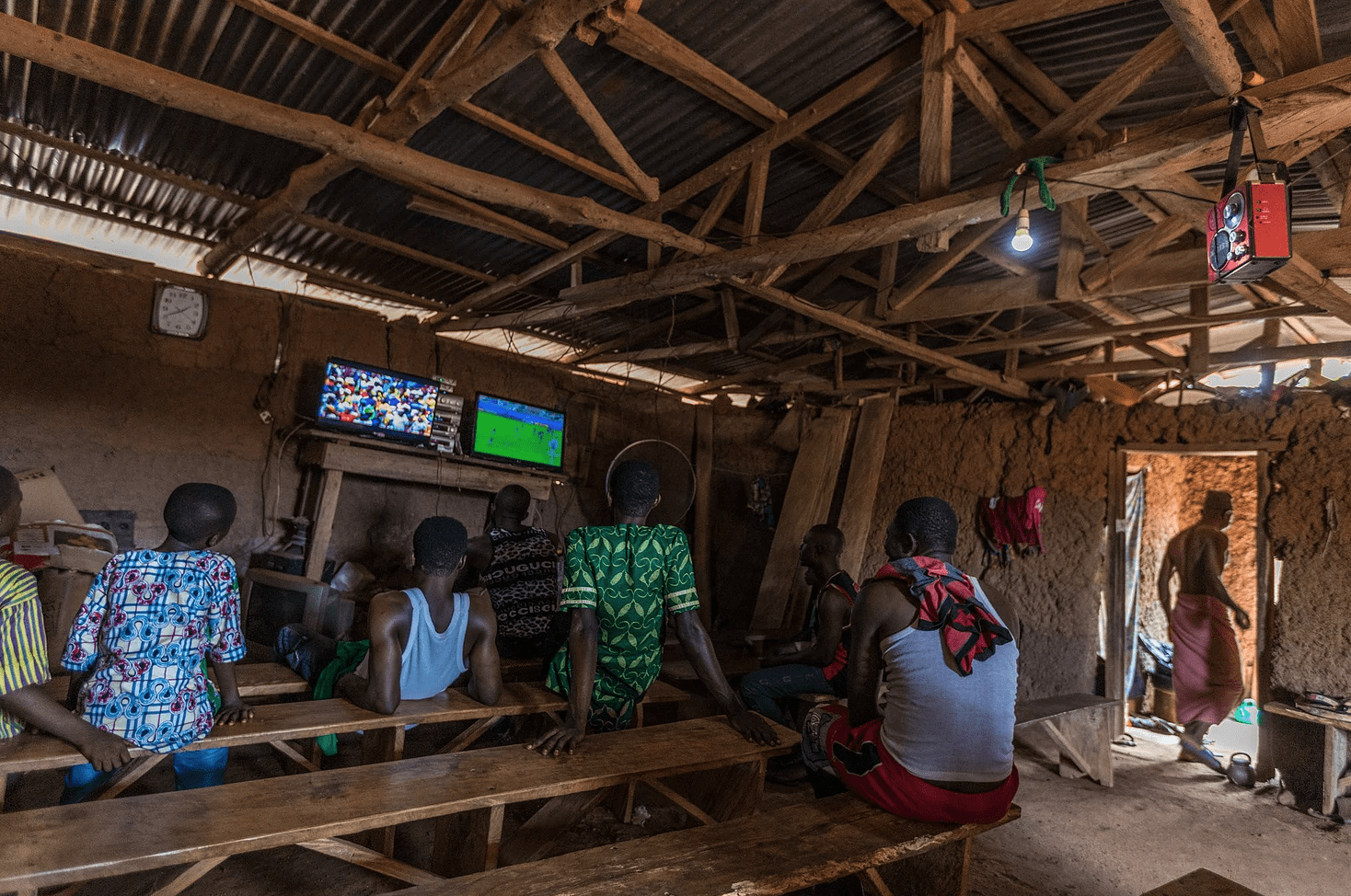 solar microgrids in Africa
