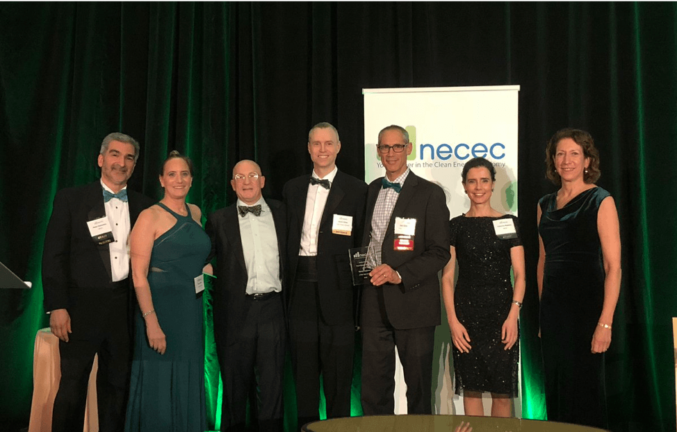 Clean Energy Ventures - 2018 Startup Supporter of the Year