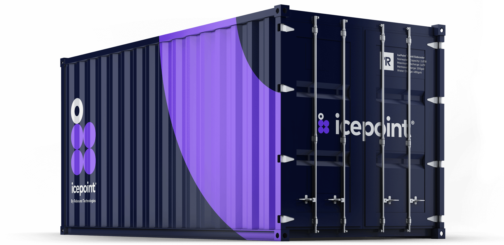 cold chain venture capital - Rebound Technology IcePoint