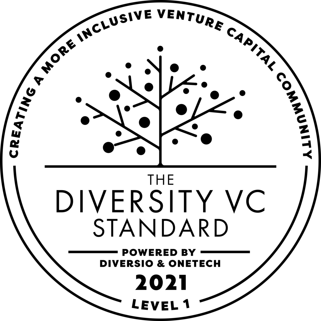 Diversity VC Level 1 Certification - Clean Energy Ventures