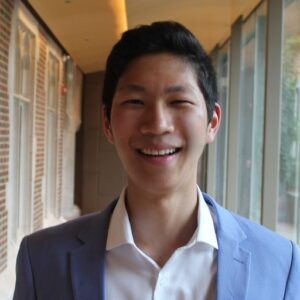 Eugene Han - Fall 2020 Climate tech intern from University of Chicago - Venture Capital internship program.