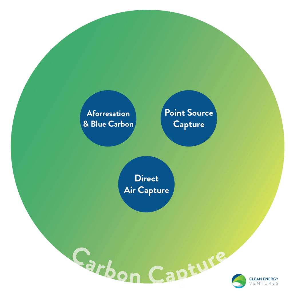 technologies included in 'carbon capture'
