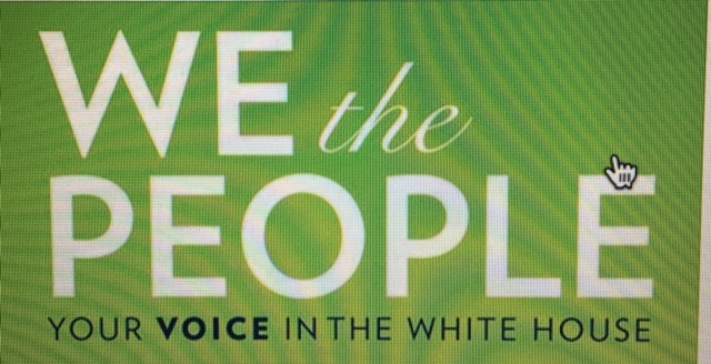 Your Voice in The White House!