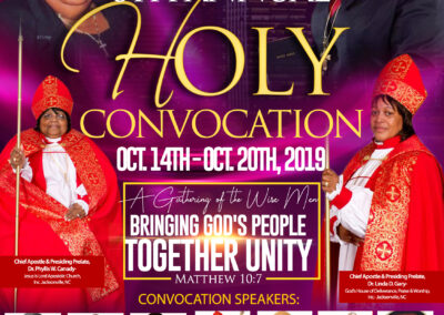 Holy Convocation Flyer Request - 9 pics copy