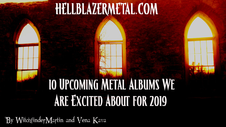 metal albums of 2019
