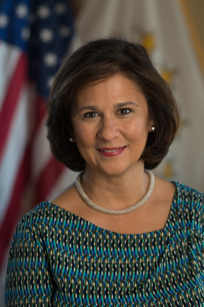 Nellie M. Gorbea Secretary of State, Rhode Island Department of State