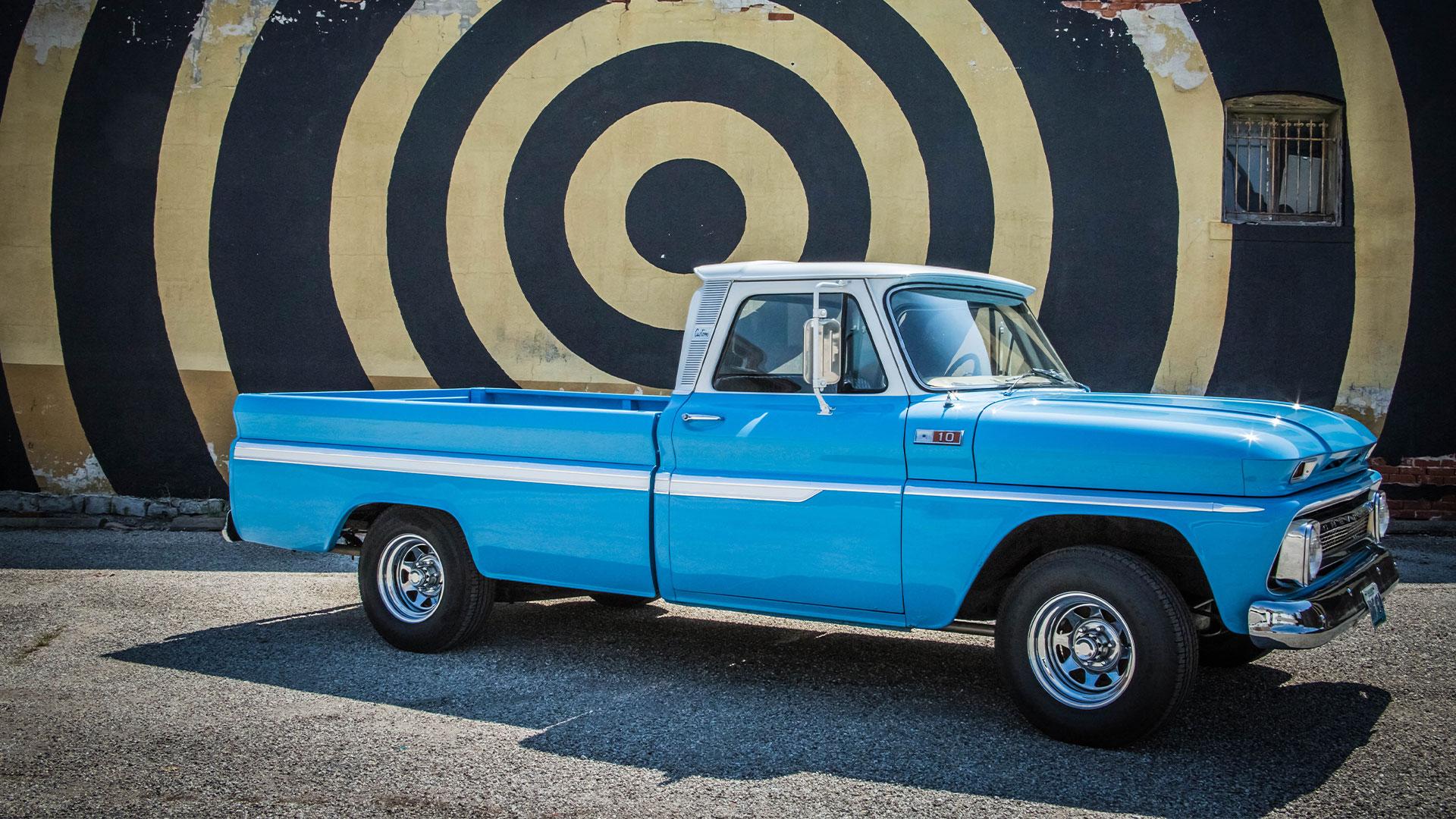 Craven-Media-Old-Blue-Truck