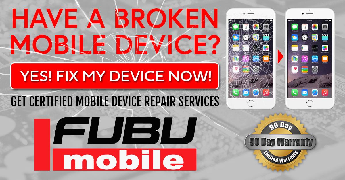 FUBU Mobile banner