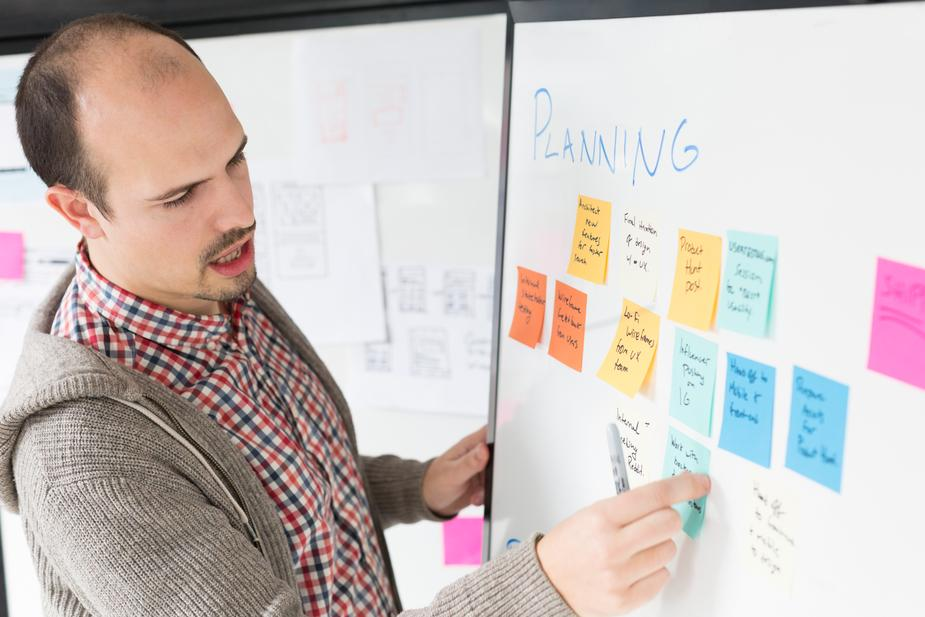 Employee think time and generating new ideas calls for participation from the whole team