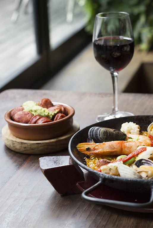 About Socarrat Paella Bar Spanish Restaurants Tapas Nyc