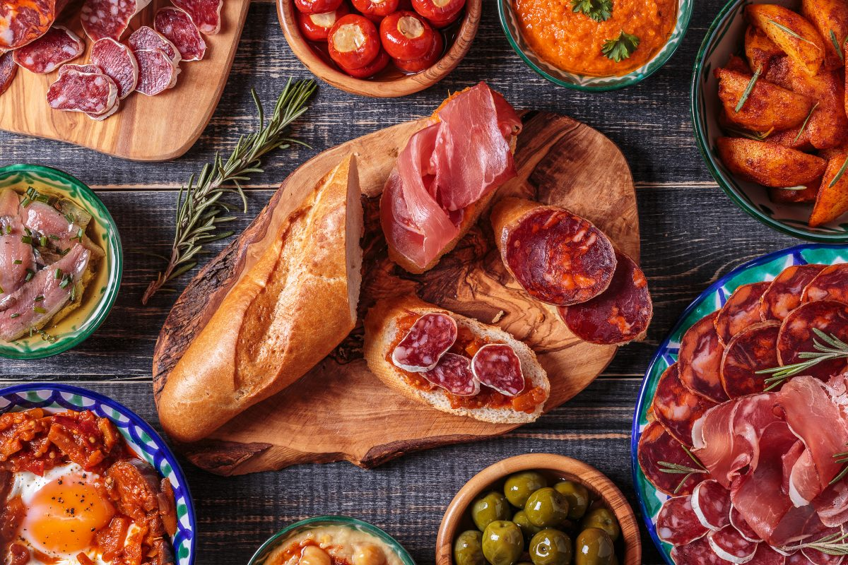 All About Tapas