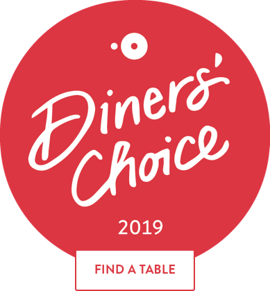 Open Table Dinners Choice 2019 Badge