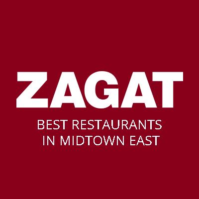 Zagat Best Restaurants in Midtown East