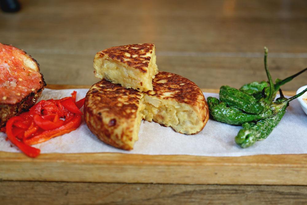 Origins of the Spanish Tortilla