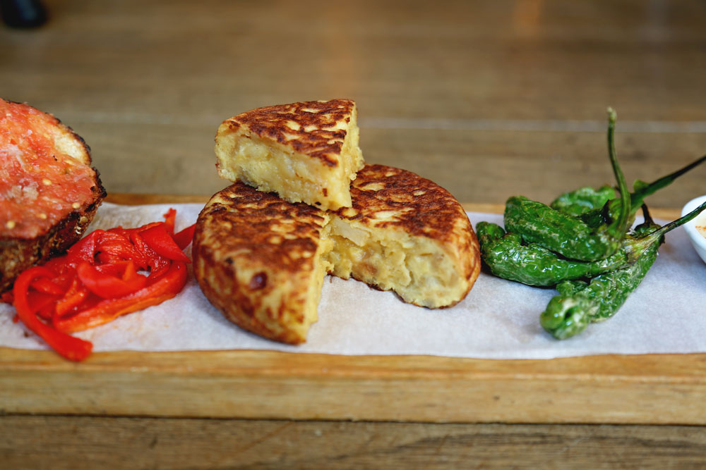 Origins of the Spanish Tortilla