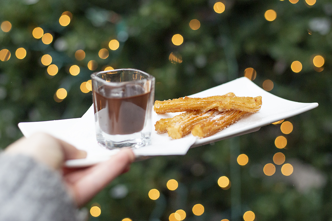 Churros and more Spanish Desserts
