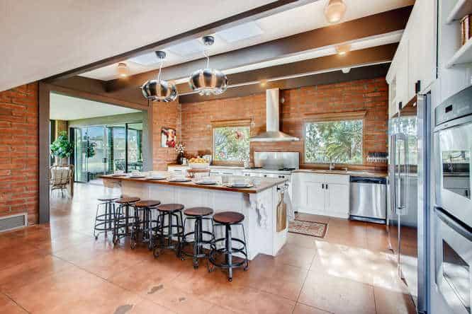 kitchen designed by interior design consultants