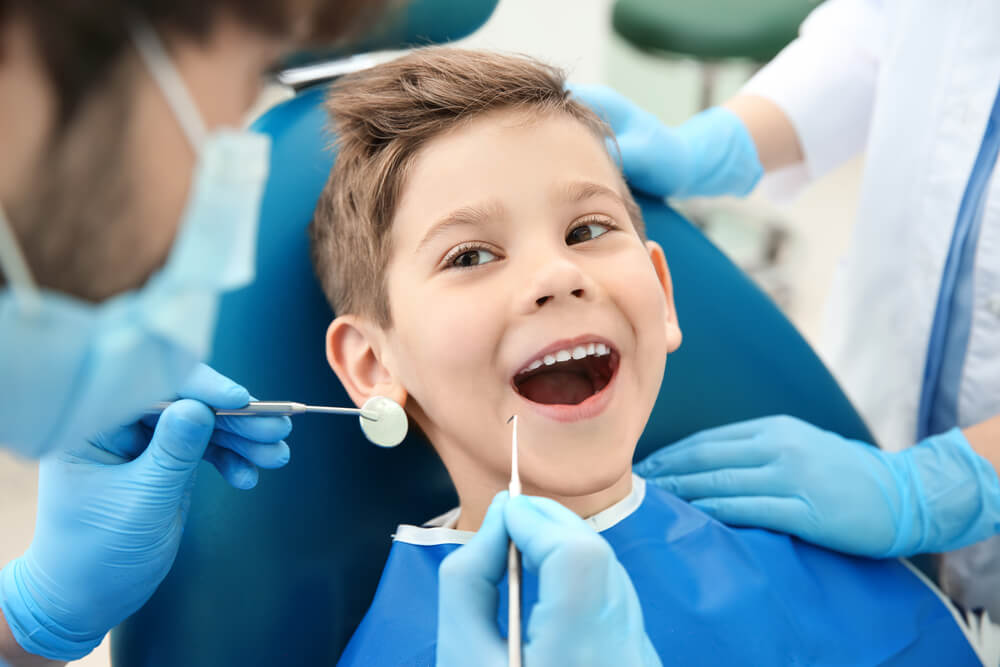 Featured Image 4/12 Hub 1: Children's Teeth Care
