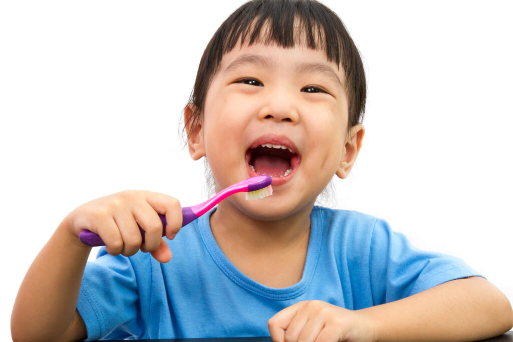 Six Facts About Fluoride for Kids Text