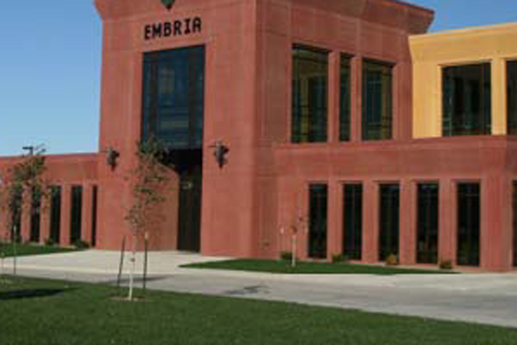 Embria Health Sciences Manufacturing Facility