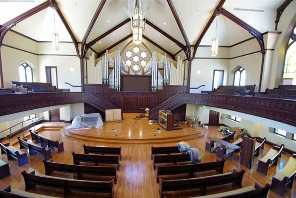 First United Methodist Church Fire Restoration