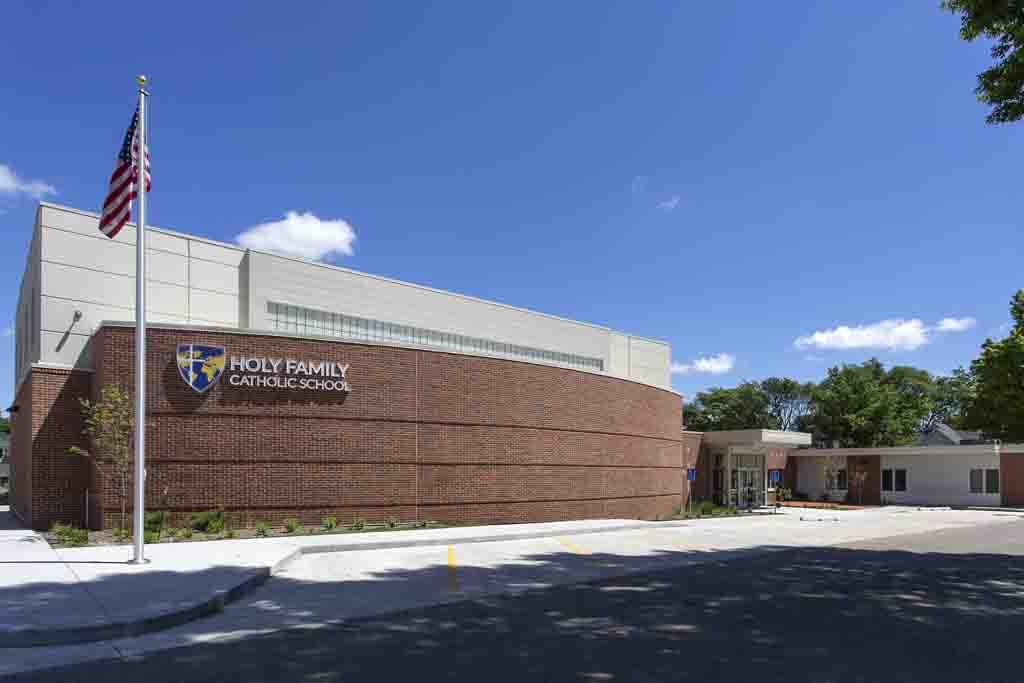 Holy Family Catholic School Addition