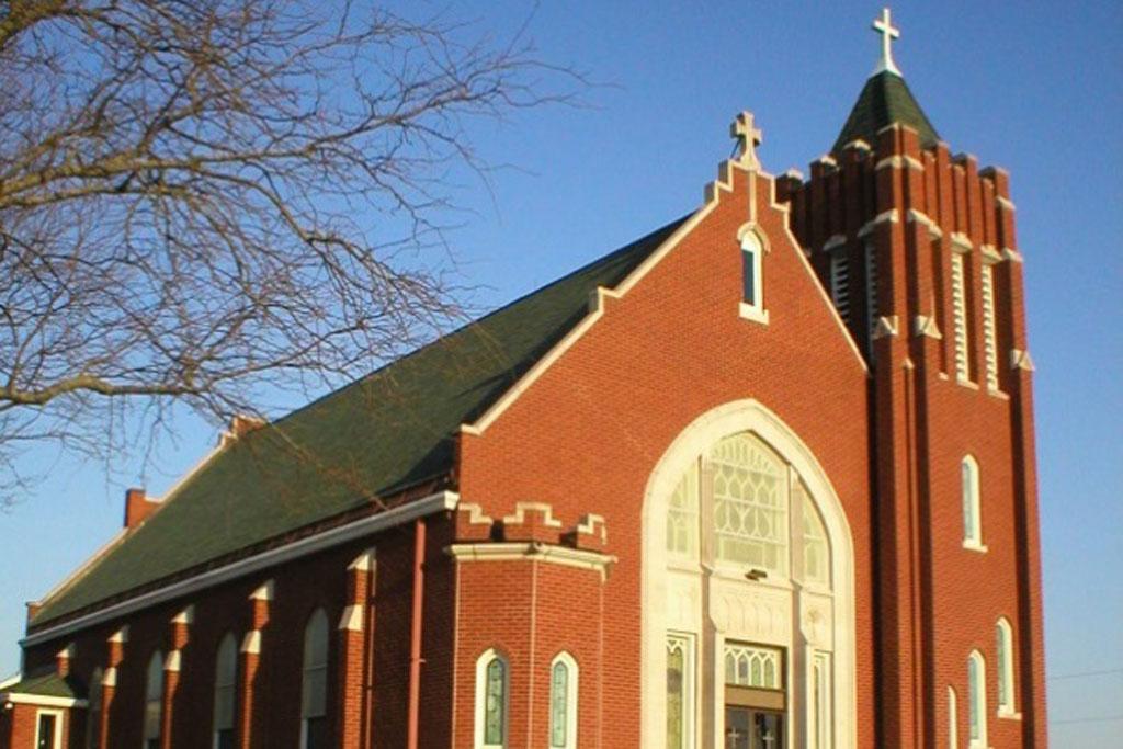 St. Mary Holy Cross Catholic Church