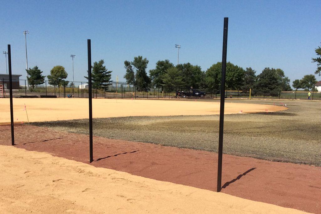 Dallas Center Grimes Softball Complex