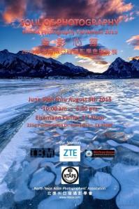 Eisemann Center Exhibition 2015 flyer