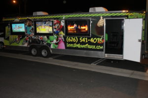Arcade Truck Rental Outside