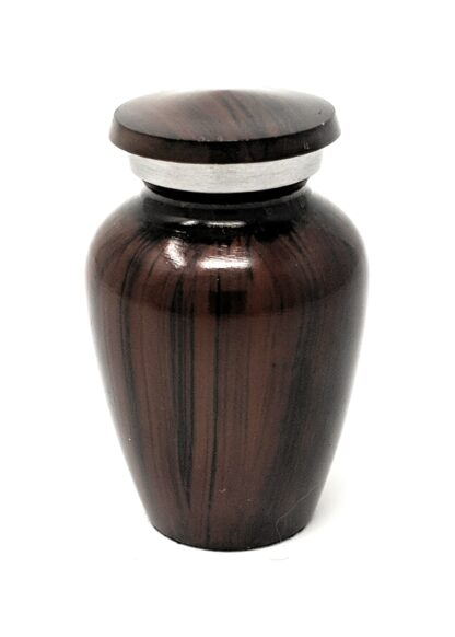 Ara Woodgrain Keepsake Urn