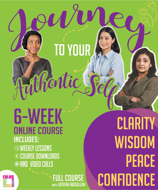 Journey to Your Authentic Self Full Course