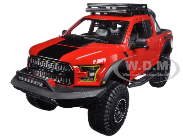 2017-ford-f-150-raptor-pick-up-truck-red-off-road
