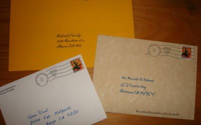The Postcard vs. Letter Controversy