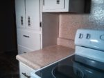 Countertops, cabinets and more.