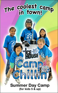 Summer camp at the Greensboro Ice House
