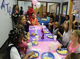 Greensboro Ice House Birthday Party