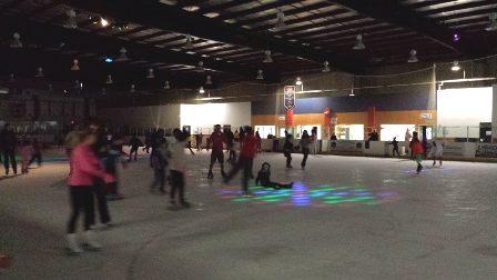 Public Ice Skating